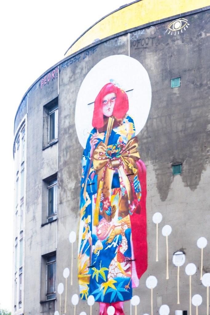 Shoreditch Street Art: The Best Of Shoreditch Street Art In Photos