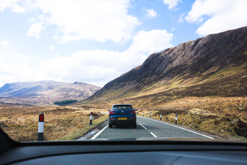 20 unique photos of Scotland