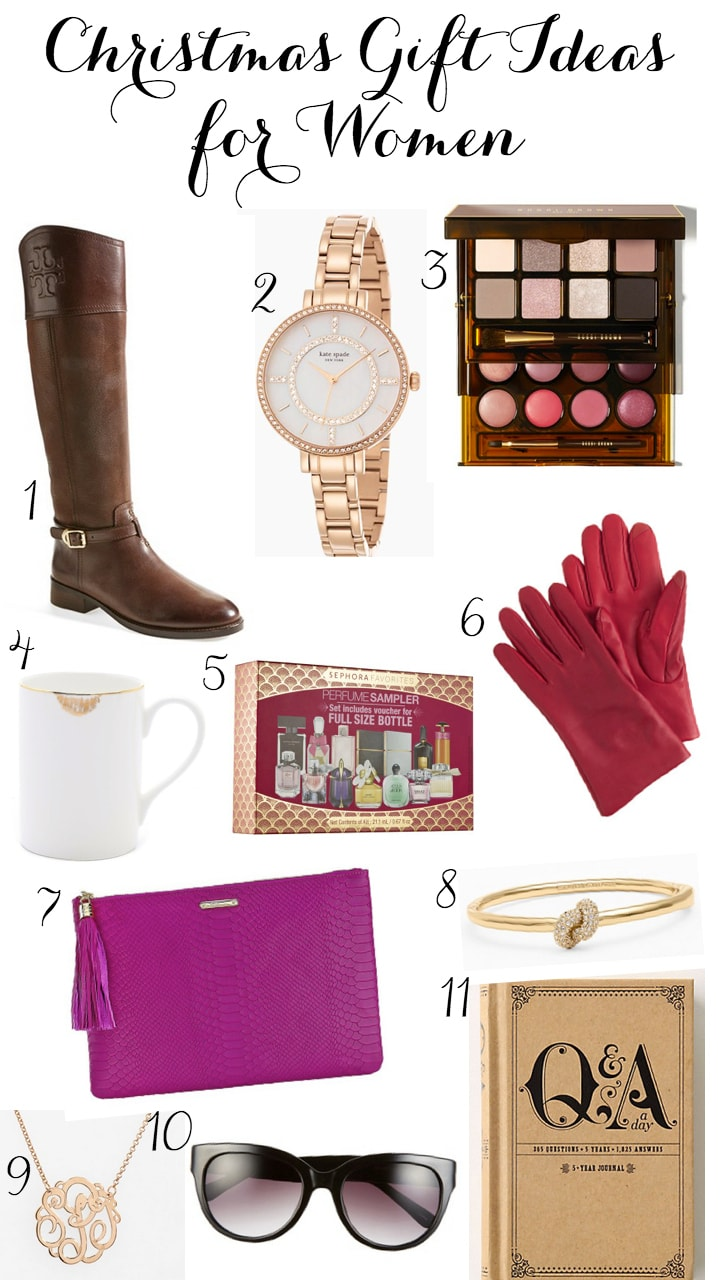 Best Womens Christmas Gifts