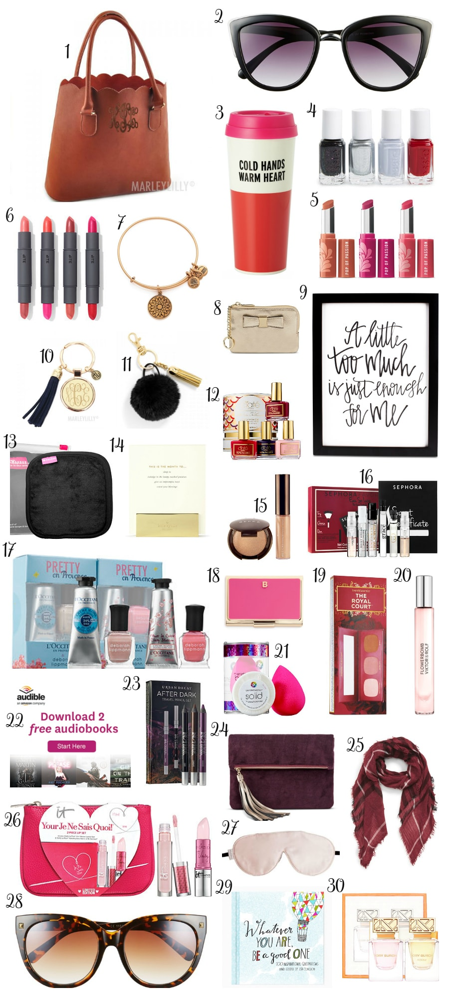 Womens christmas gift ideas under $20