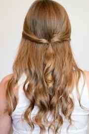 easy heatless hairstyles long