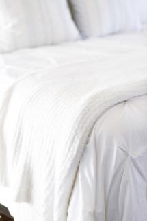Create Hotel-quality Bed Home Ashley Brooke Nicholas