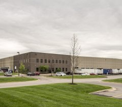 Industrial Property for Lease Michigan - Crossroads South Ground