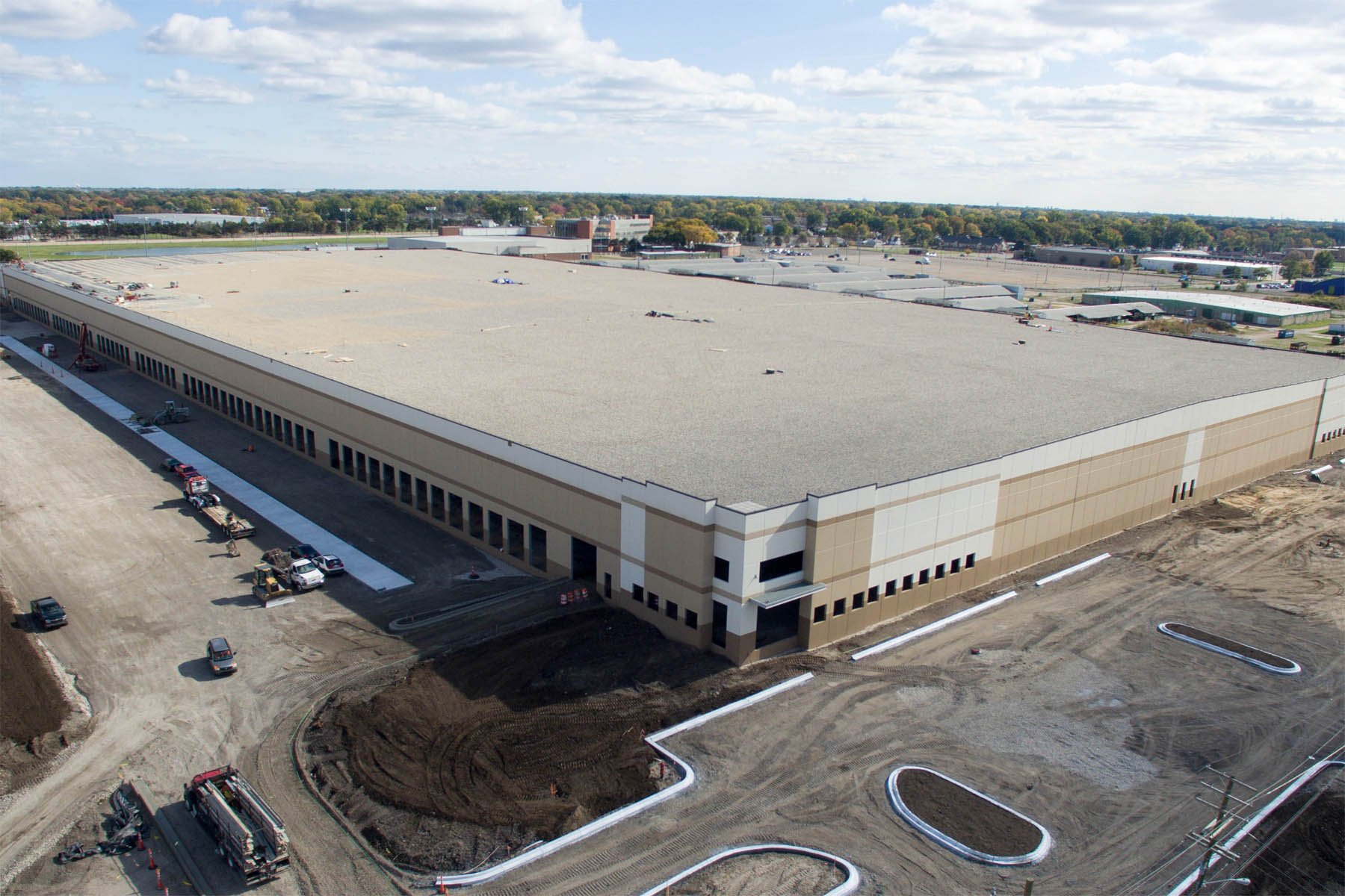 Tri-County Commerce Center 2 - Hazel Park Michigan Industrial Real Estate