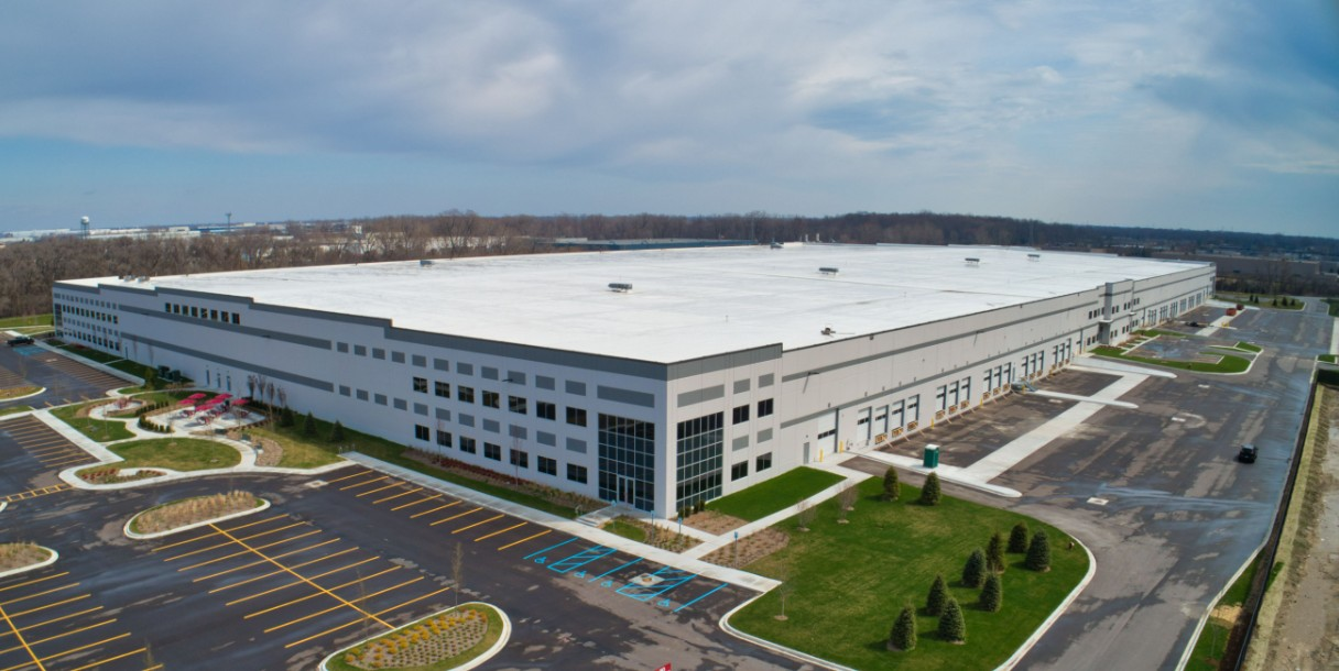Michigan Industrial Real Estate Financing_Liberty-Park-Commerce-Center