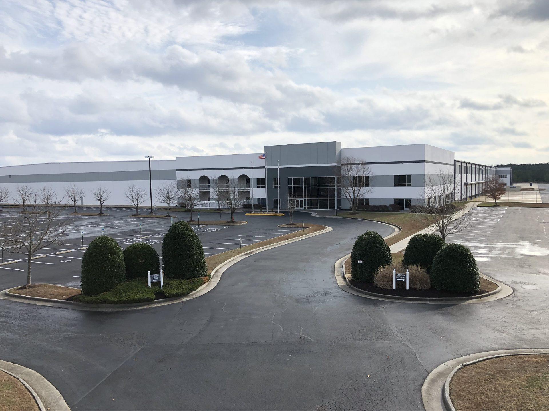 Virginia Industrial Real Estate Financing_Virginia Gateway Logistics