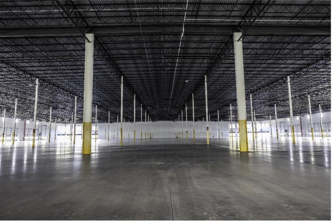 Conyers Logistics Center Interior - Atlanta Industrial Real Estate Asset