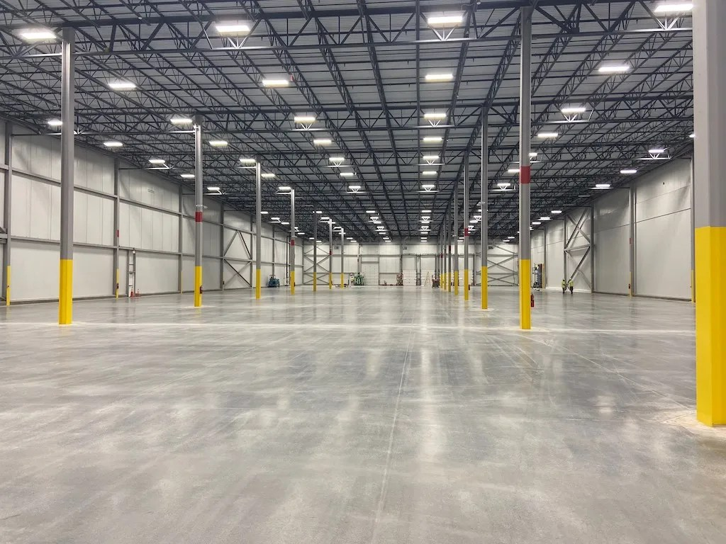 Mastronardi Produce Distribution Center - Michigan Industrial Warehouse - Ashley Capital