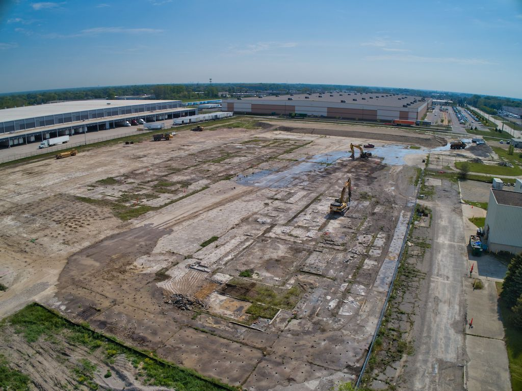 Ashley Capital - Property in Livonia, MI - Industrial Real Estate Property 2