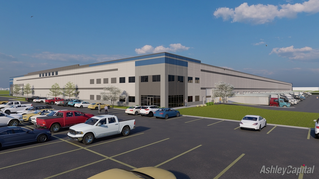 Ashley Capital - Property in Livonia, MI - Industrial Real Estate Property
