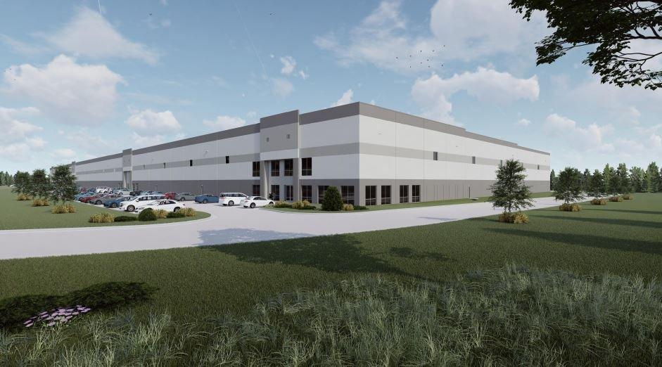 Covington Logistics Park - Atlanta Industrial Real Estate Update 2021 - Ashley Capital