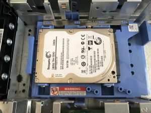 Hard Drive Fitted