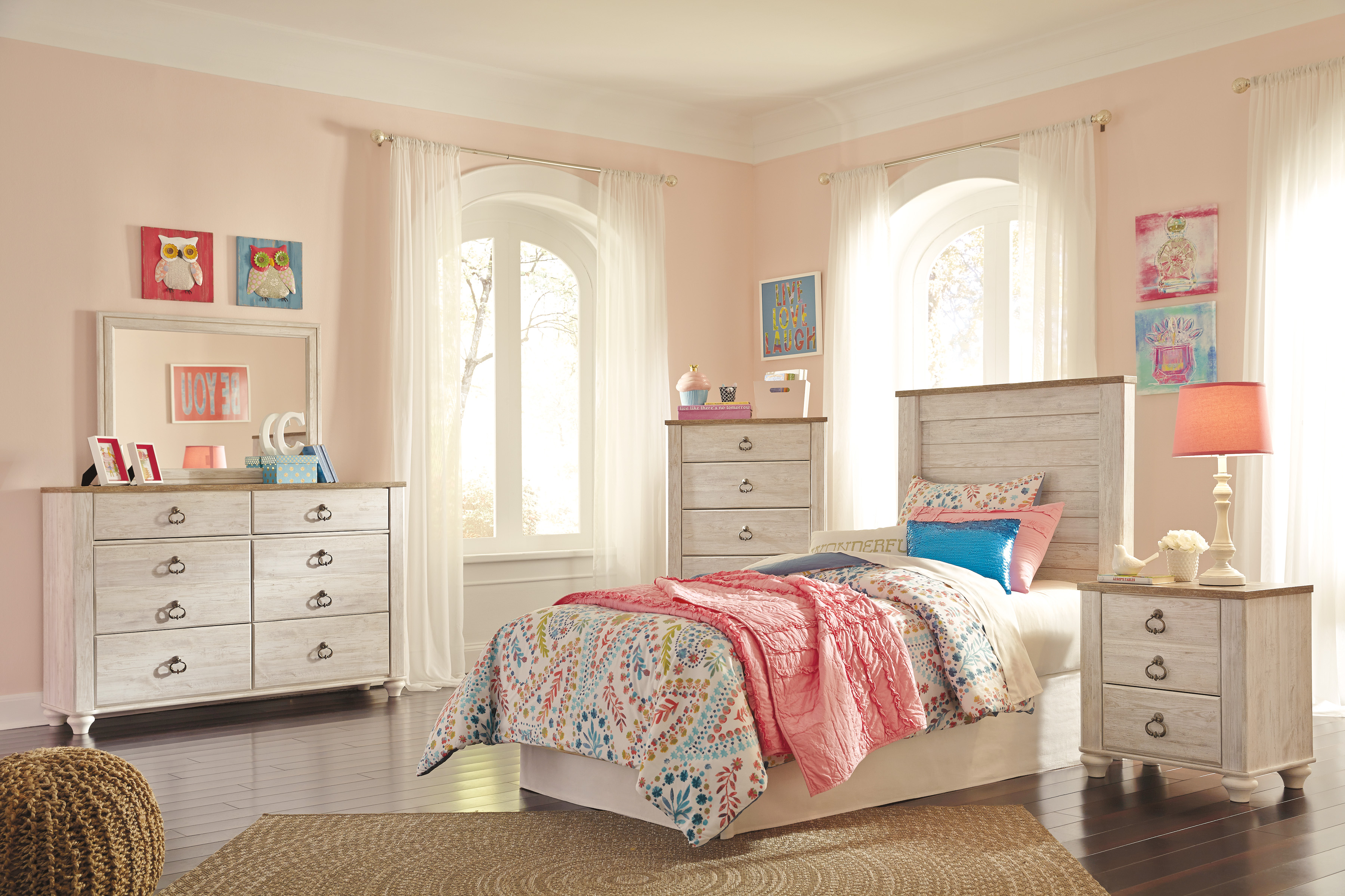 Kids Bedrooms All American Mattress Amp Furniture