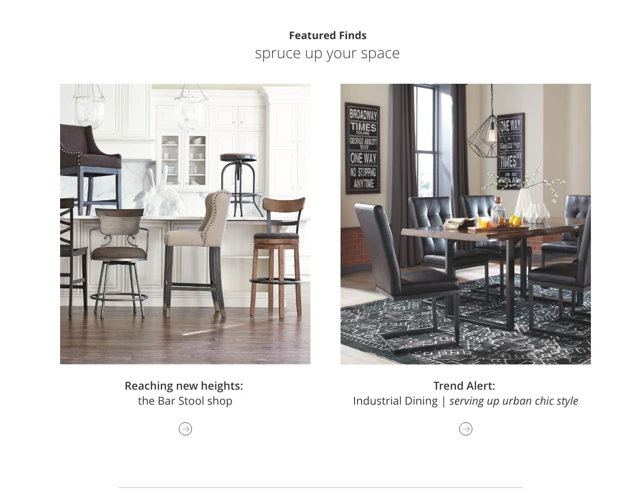 ashley furniture kitchen chairs cabinets cheap and dining room homestore