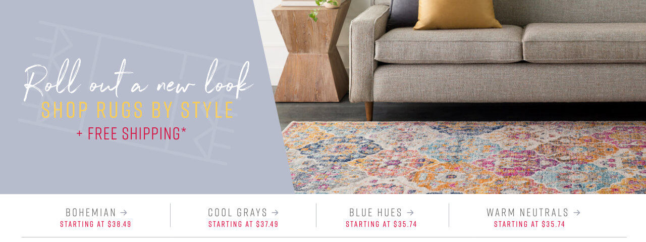rugs with free shipping