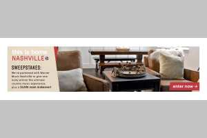 Furniture Home Decor Sweepstakes Ashley Furniture Homestore