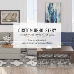 Custom Living Room Furniture Appliances Upholstery Create What You Want Ashley Homestore