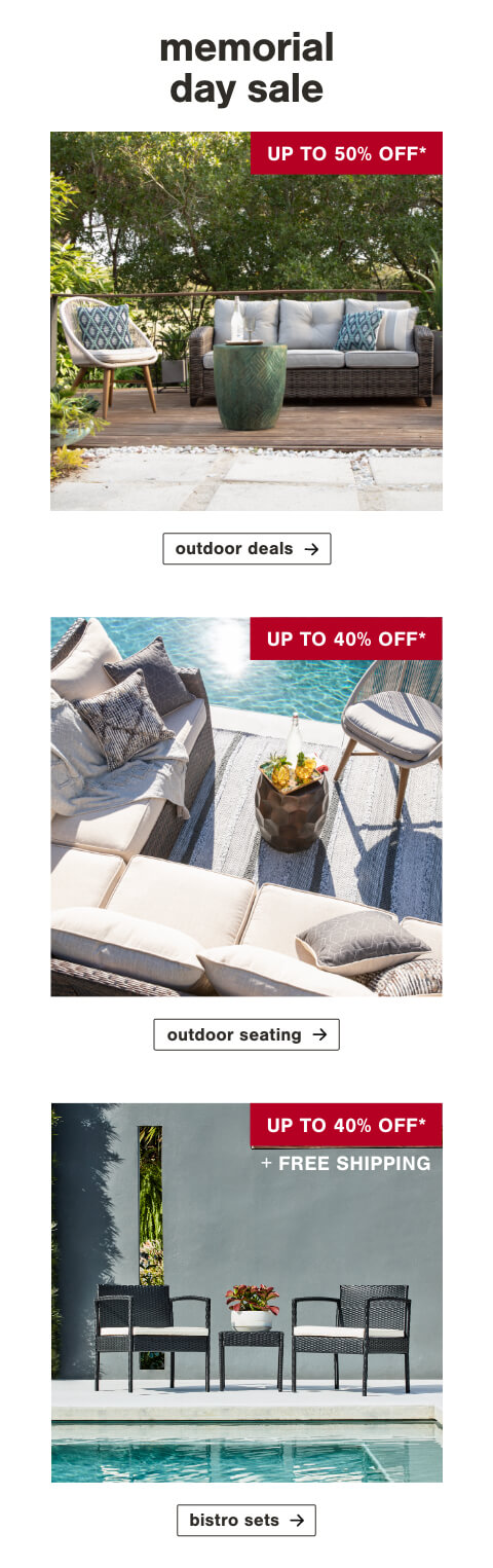 ashley outdoor furniture hot spring