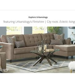 Leather Sofa Sets For Living Room Small Decor Furniture Ashley Homestore Modern Farmhouse A New Spin Of Country Classics