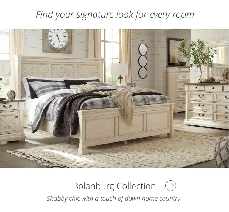 french provincial adele occasional chair desk wood collections by ashley homestore furniture bolanburg collection