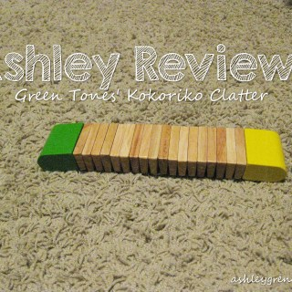 Ashley Reviews:  Green Tones' Kokoriko Clatter