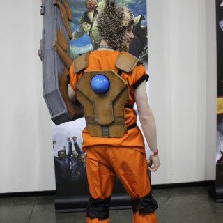 DIY Rocket Raccoon Costume Tutorial Part 2 – Rocket's Armor