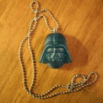DIY Star Wars Jewelry: Darth Vader Necklace