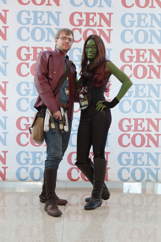 Diy star lord costume tutorial handmade with ashley star lord and gamora costumes solutioingenieria Choice Image