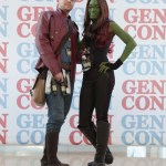 Star Lord and Gamora costumes