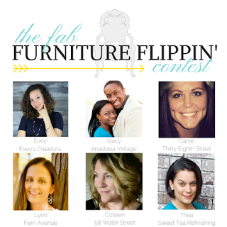The Fab Furniture Flippin' Hosts