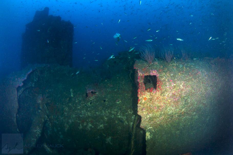 UB-88 Hull