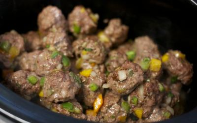 Gluten-Free Ginger Meatballs: MY EAST COAST KITCHEN