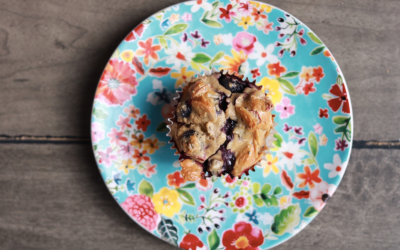Dr. Ashley's HEALTHY Morning Muffins