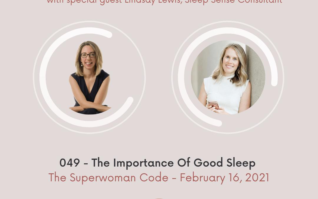 The Importance of Good Childhood Sleep with Lindsay Lewis