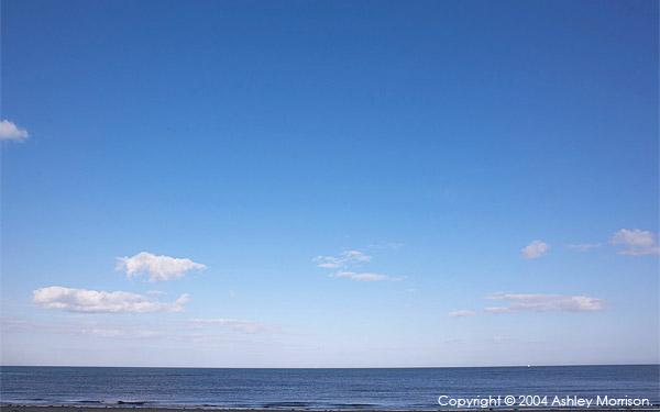 Millisle beach.