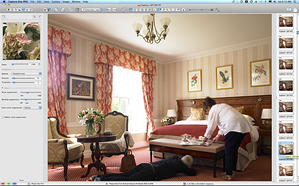 One of the first pictures taken in the Barton Suite at the Kildare Hotel Spa & Golf Club.
