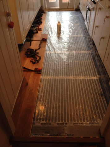 Ebco Electric Underfloor Heating Elements