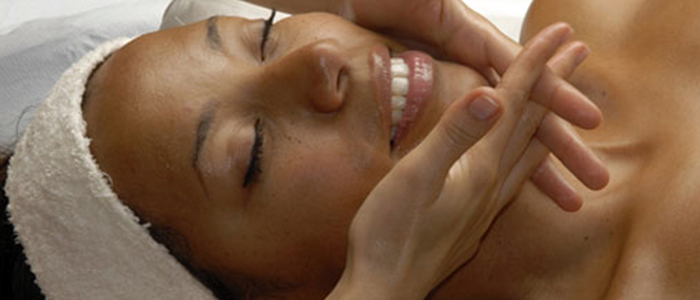 Ashleys Kenya Facial massage beauty service