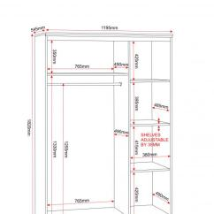 Sofa Sets Cheap Uk Grey White Rug Ashley's Trade Carpet Centre: - Regent 3 Door Wardrobe In ...