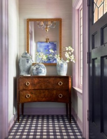 Interior design by Traci Zeller Designs, also seen in Traditional Home; Photography by Dustin Peck Photography