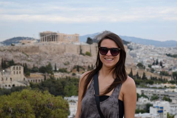 Athens Filopappos Hill