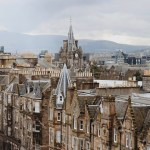 One of my favourite views in Edinburgh
