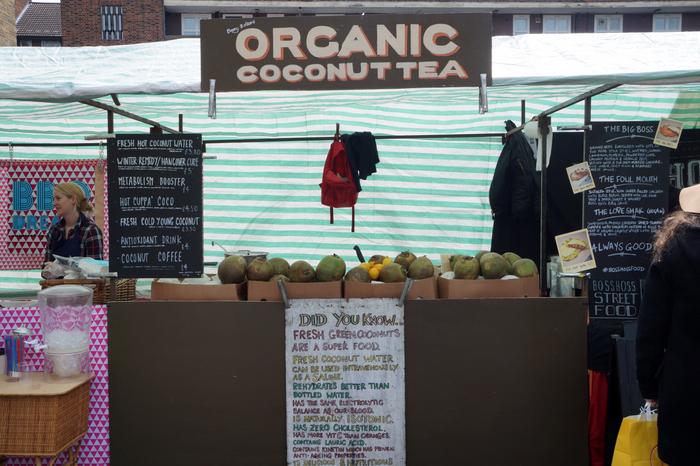 Schoolyard Market, London