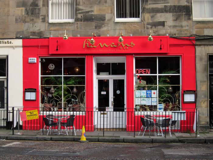 Hanams Edinburgh
