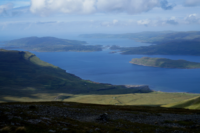 Isle of Mull Ben More 2
