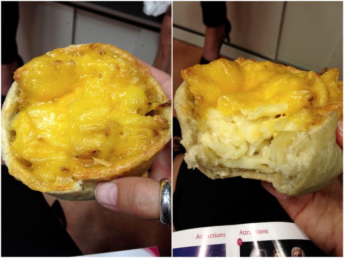 Macaroni Pie Edinburgh