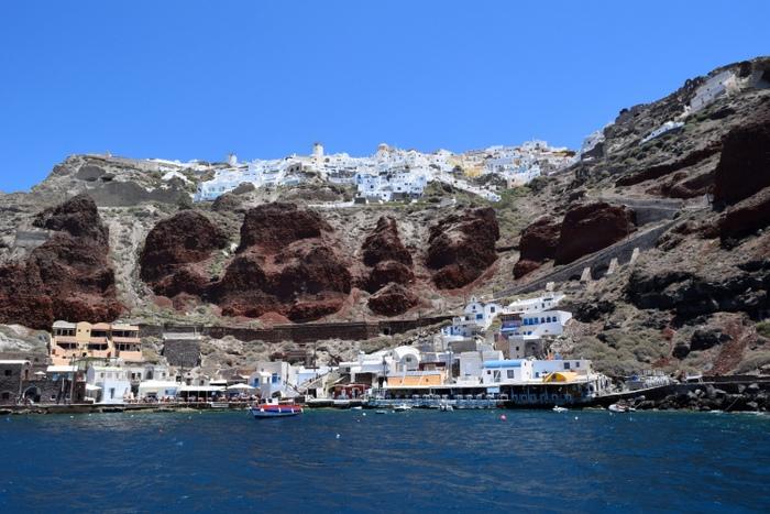 Santorini Thirasia