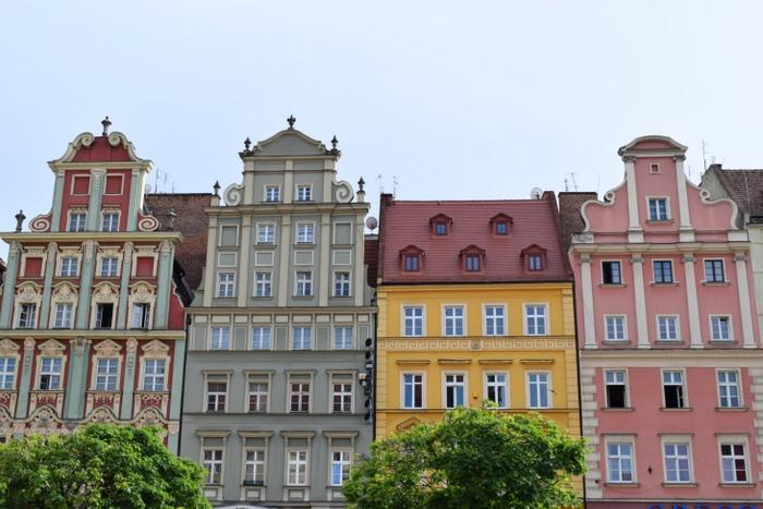 Wroclaw Market Square 7
