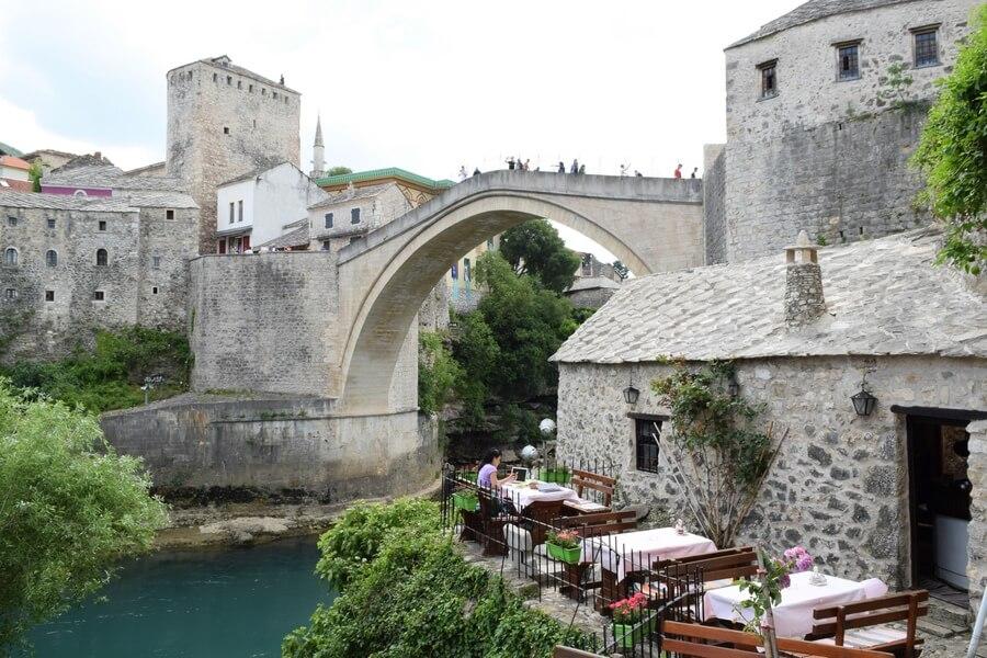Stari Most Mostar Bosnia