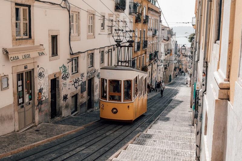 Lisbon Funicular